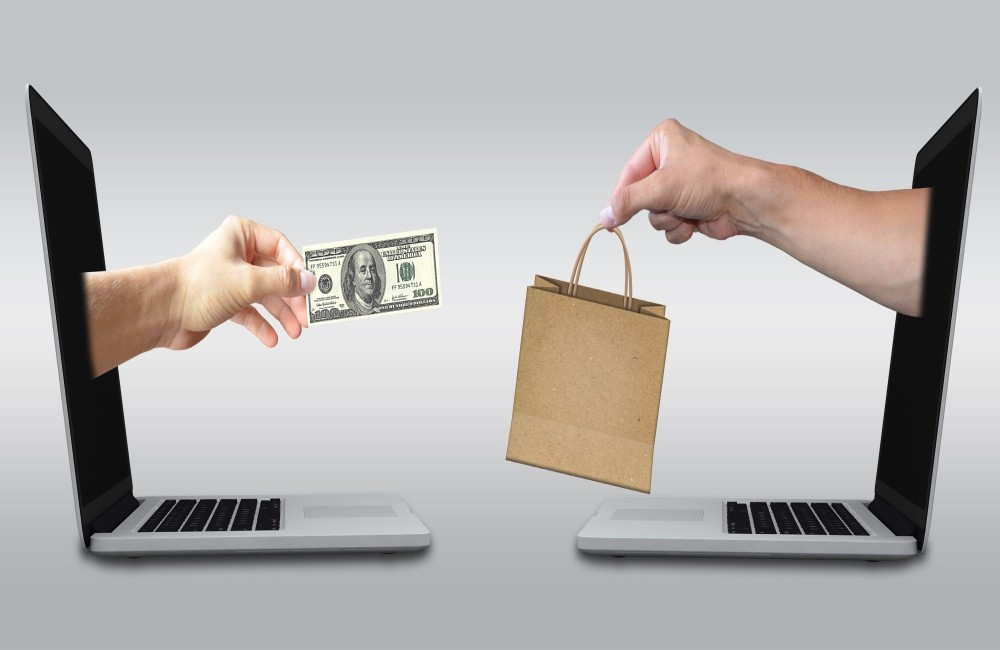 Online Shopping- Ecommerce Business with Job-how to do business
