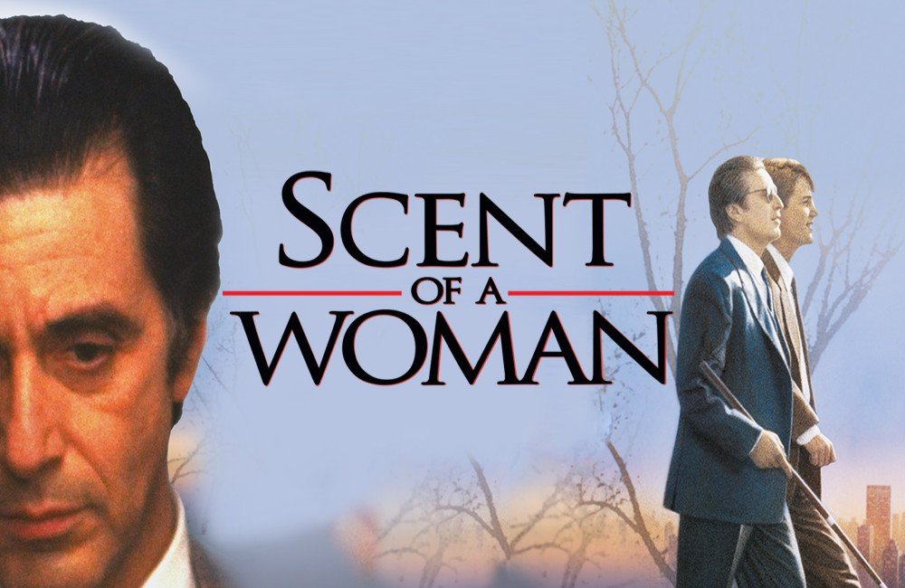 scent of a woman-al pacino-oscar winner-classic movie-leadership rules- leadership lessons