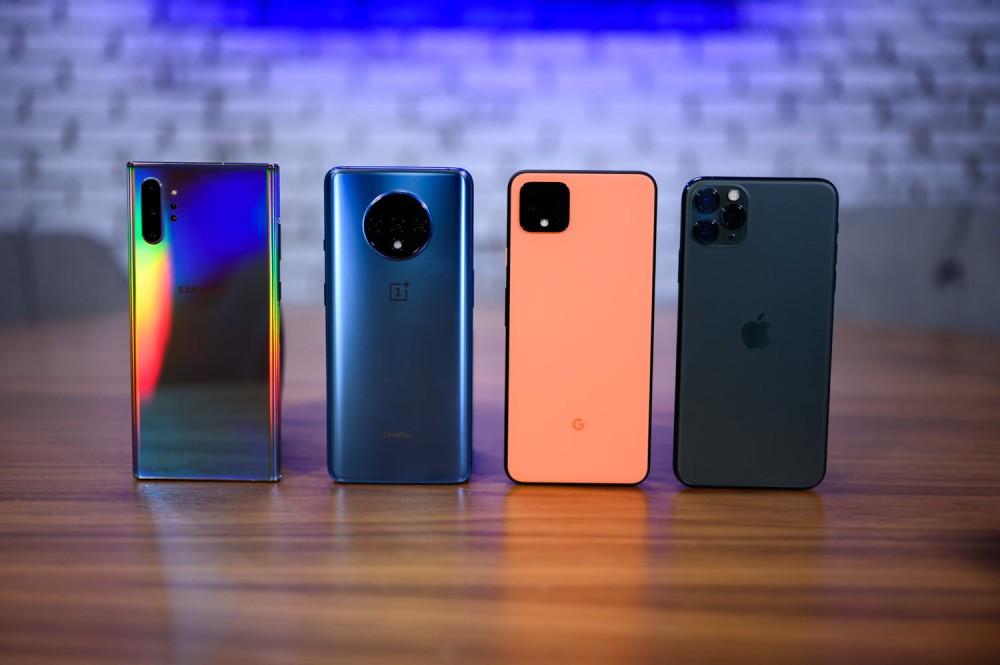 top selling smart phones in 2020-LATEST mobile phone-apple-vivo-mi-redmi-xiomi-samsung-iphone-top 10 smart phone companies-bilal ashraf- bilal says