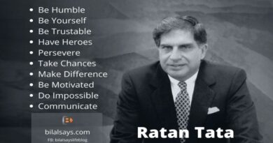 Be Humble Be Yourself Be Trustable Have Heroes Persevere Take Chances Make Difference Be Motivated Do Impossible Communicate-ratan naval tata-tata chairman (1)
