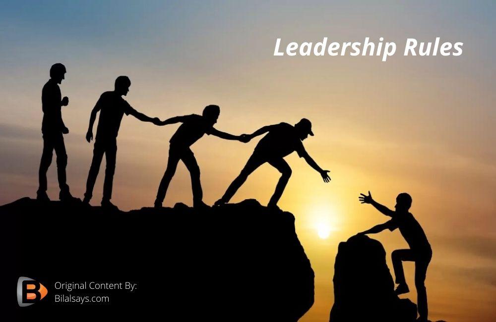 leadership role-how to be a good leader-be a leader not boss-leadership skills-bilal ashraf- bilal says-steve jobs-tony robbins-simon sinek-brian tracy-jack welch