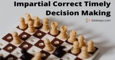 Impartial Correct Timely Decision Making- Techniques for Correct decision making-Annie Duke