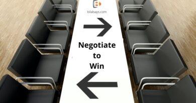 Negotiate to Win-Win Win Negotation-Negotiation Tips-Soft Skills- bilal-ashraf-says