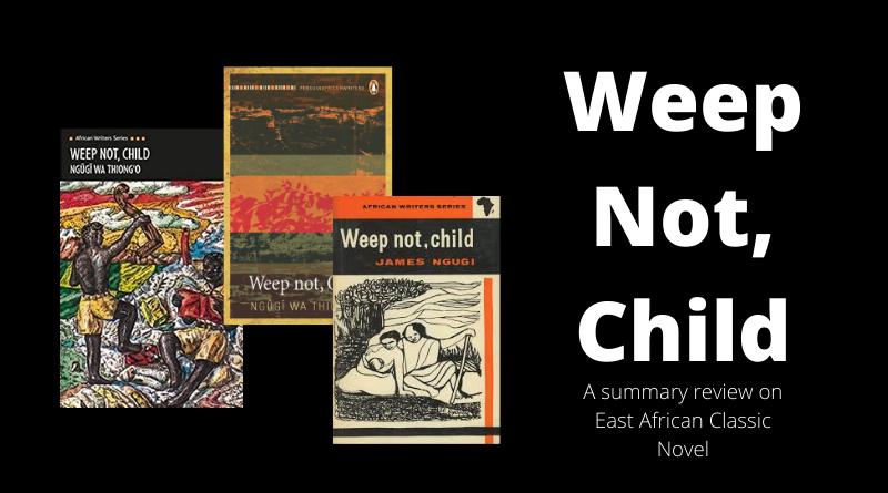 Weep Not, Child African Literature