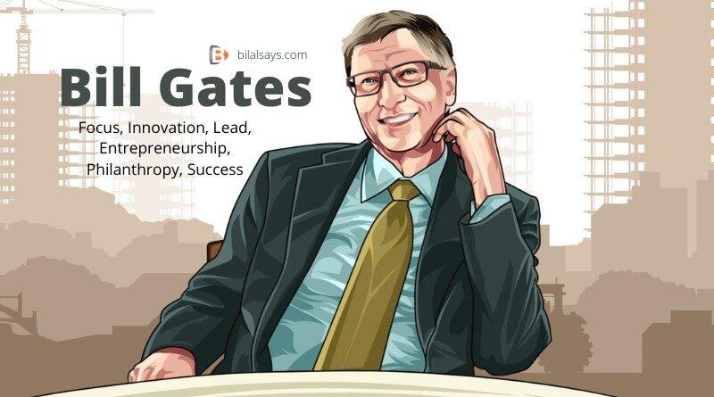 Bill Gates Success Rules & Success Secrets- Latest News
